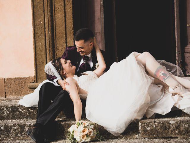 Il matrimonio di Valerio e Simona a Frascati, Roma 27