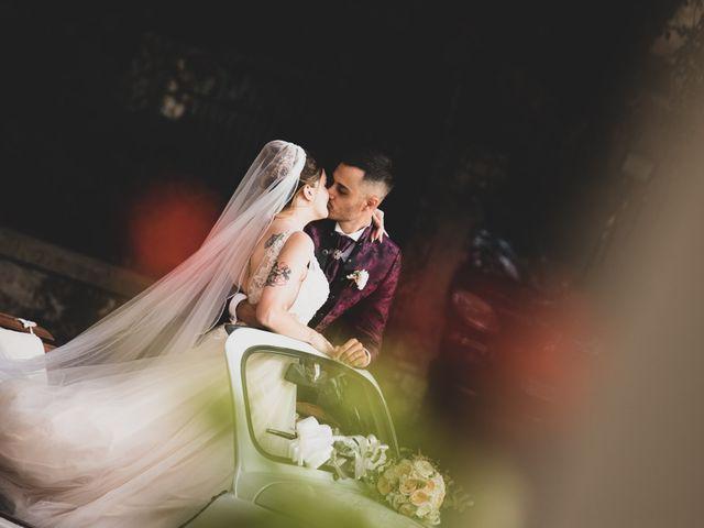 Il matrimonio di Valerio e Simona a Frascati, Roma 28