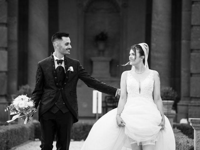 Il matrimonio di Valerio e Simona a Frascati, Roma 30