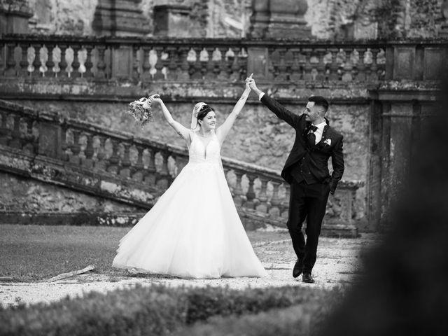 Il matrimonio di Valerio e Simona a Frascati, Roma 31