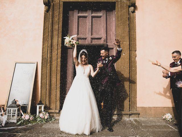 Il matrimonio di Valerio e Simona a Frascati, Roma 32