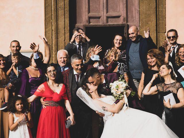 Il matrimonio di Valerio e Simona a Frascati, Roma 33