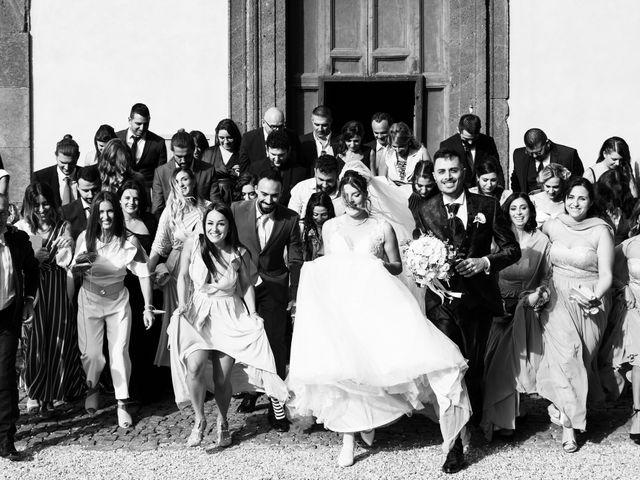 Il matrimonio di Valerio e Simona a Frascati, Roma 34
