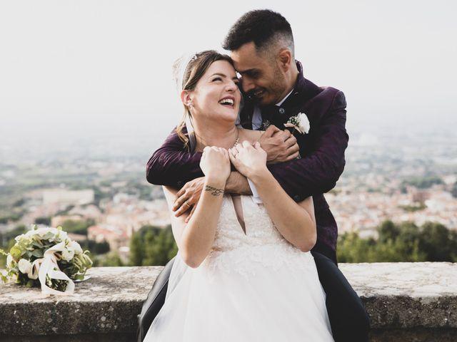 Il matrimonio di Valerio e Simona a Frascati, Roma 36