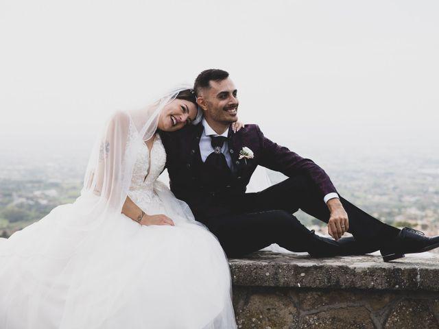 Il matrimonio di Valerio e Simona a Frascati, Roma 37