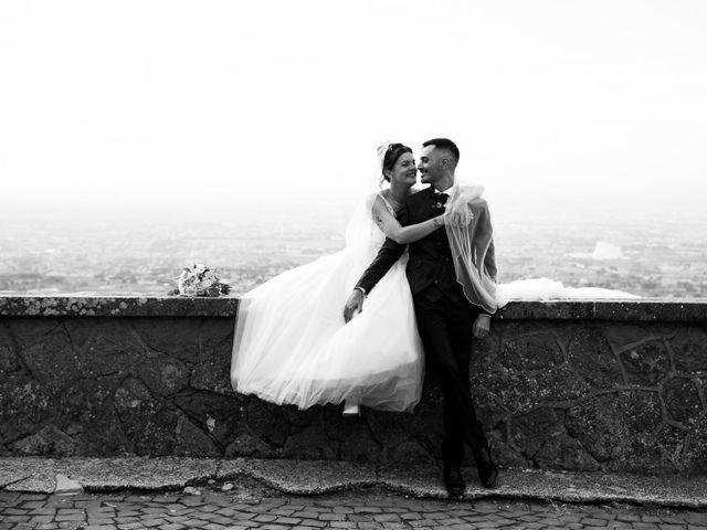 Il matrimonio di Valerio e Simona a Frascati, Roma 38