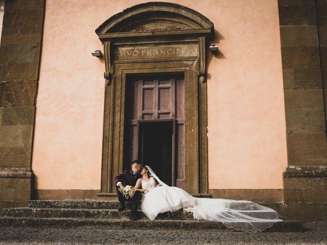 Il matrimonio di Valerio e Simona a Frascati, Roma 39