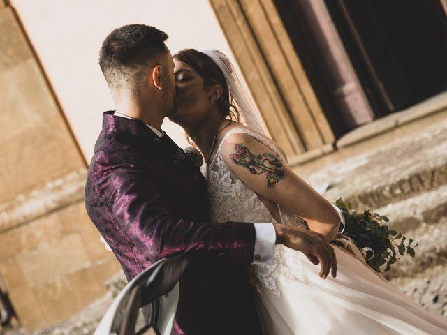Il matrimonio di Valerio e Simona a Frascati, Roma 41