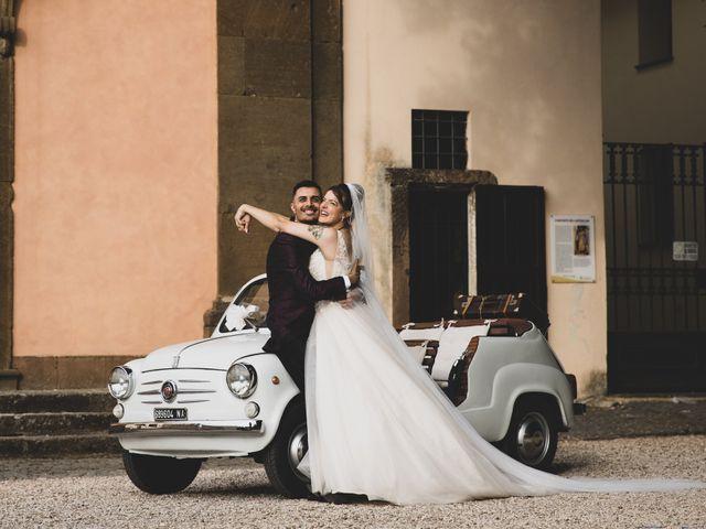 Il matrimonio di Valerio e Simona a Frascati, Roma 42