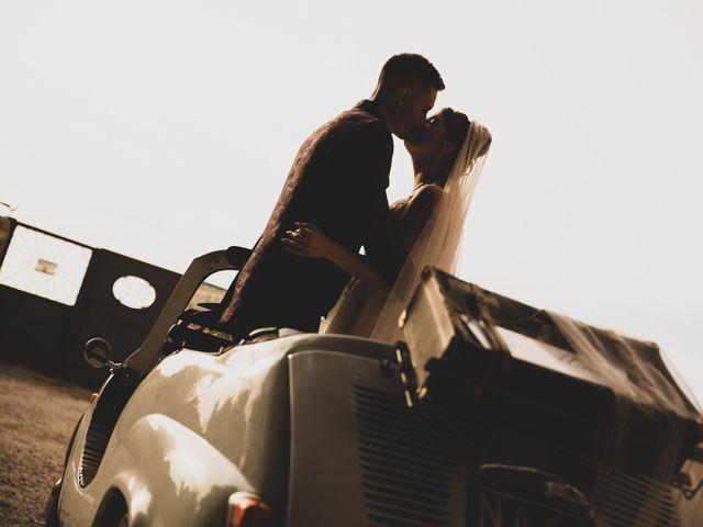 Il matrimonio di Valerio e Simona a Frascati, Roma 43