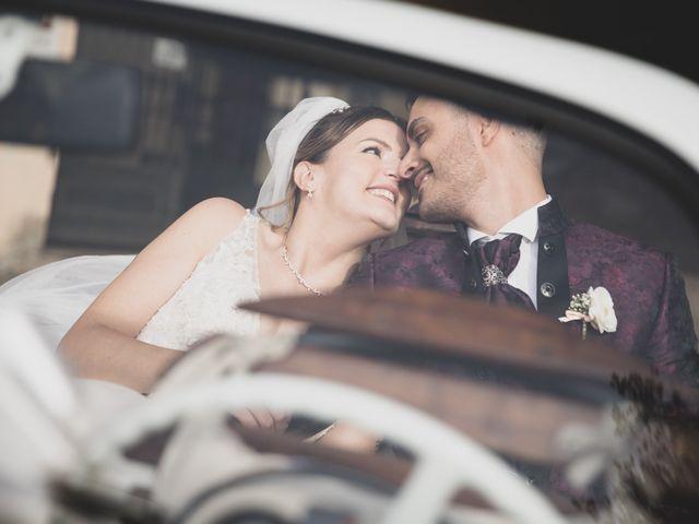 Il matrimonio di Valerio e Simona a Frascati, Roma 44