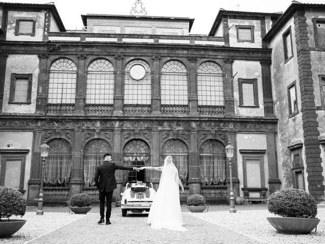 Il matrimonio di Valerio e Simona a Frascati, Roma 46