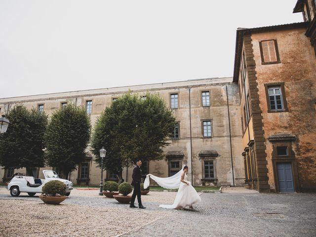 Il matrimonio di Valerio e Simona a Frascati, Roma 47