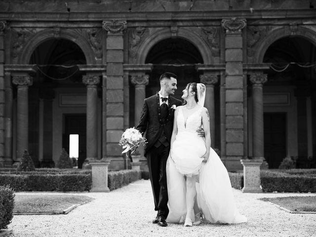 Il matrimonio di Valerio e Simona a Frascati, Roma 49