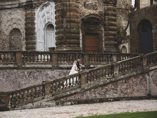 Il matrimonio di Valerio e Simona a Frascati, Roma 50
