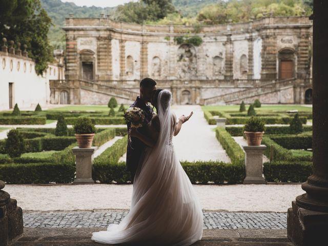 Il matrimonio di Valerio e Simona a Frascati, Roma 52