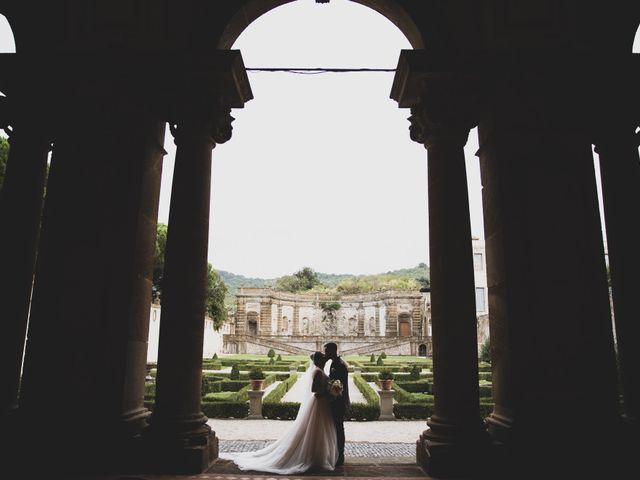 Il matrimonio di Valerio e Simona a Frascati, Roma 53