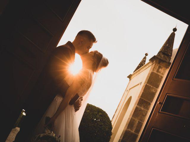 Il matrimonio di Valerio e Simona a Frascati, Roma 57
