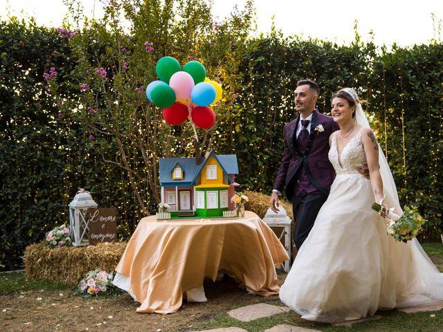 Il matrimonio di Valerio e Simona a Frascati, Roma 60