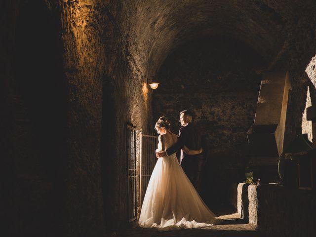 Il matrimonio di Valerio e Simona a Frascati, Roma 64