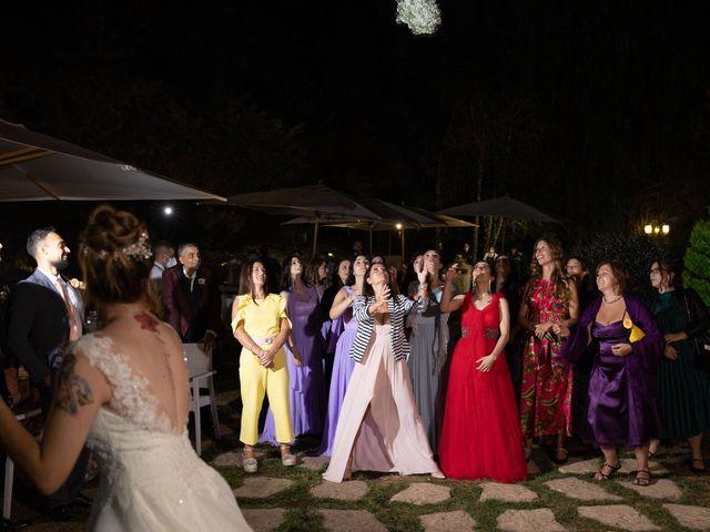 Il matrimonio di Valerio e Simona a Frascati, Roma 65