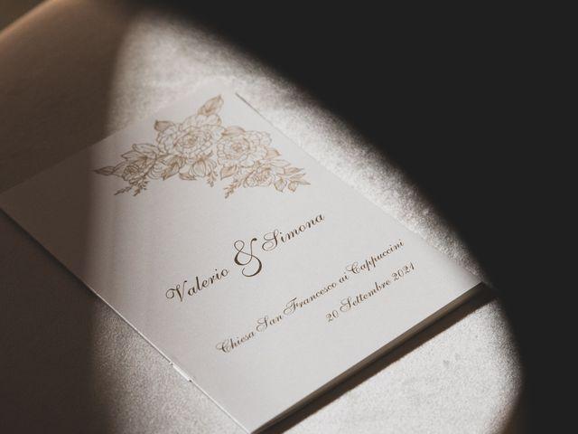 Il matrimonio di Valerio e Simona a Frascati, Roma 84