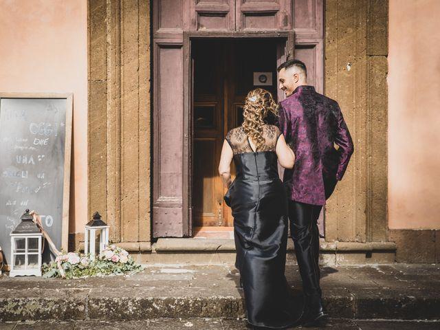 Il matrimonio di Valerio e Simona a Frascati, Roma 85
