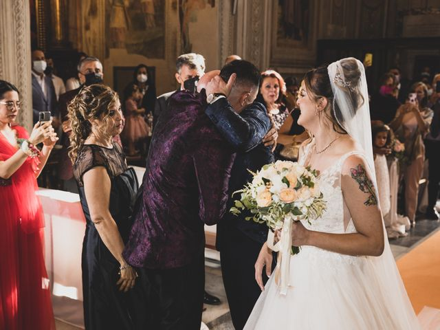 Il matrimonio di Valerio e Simona a Frascati, Roma 88
