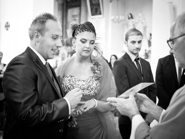 Il matrimonio di Michel e Agostina a Cagliari, Cagliari 16