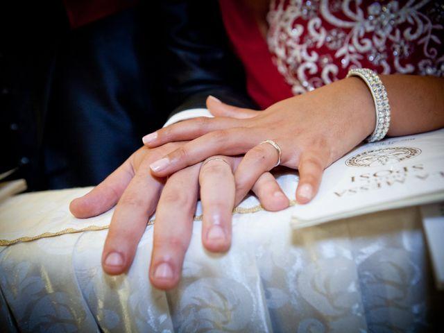 Il matrimonio di Michel e Agostina a Cagliari, Cagliari 19