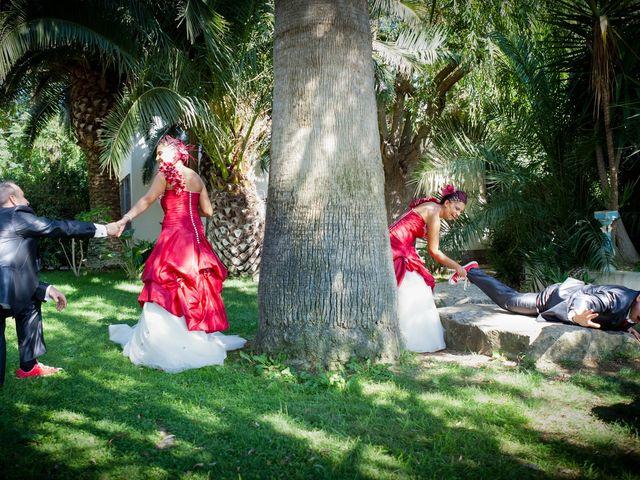Il matrimonio di Michel e Agostina a Cagliari, Cagliari 23