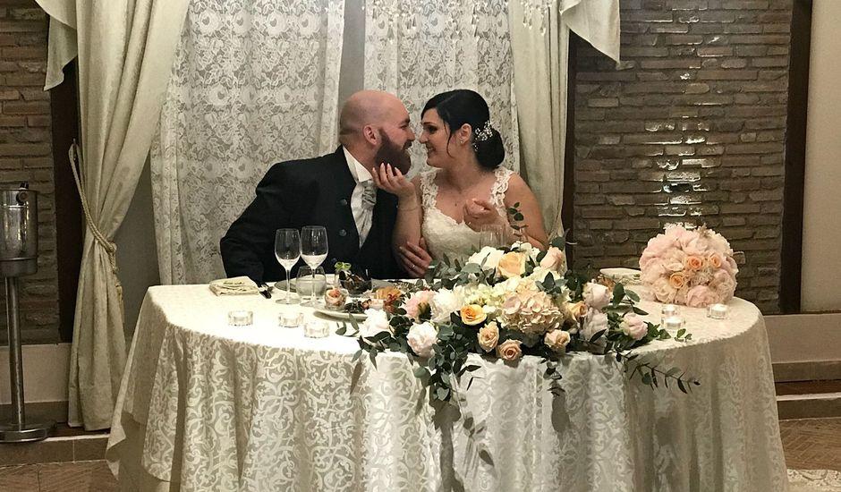 Il matrimonio di Giuseppe e Valeria a Roma, Roma