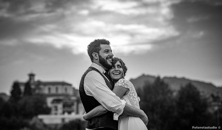 Il matrimonio di Cristofer e Irene a Caprino Bergamasco, Bergamo