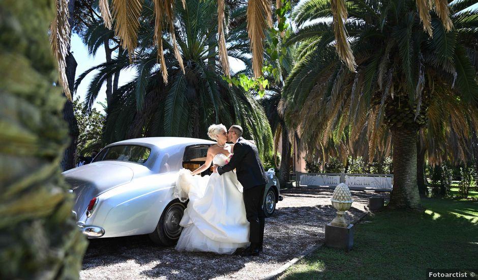 Il matrimonio di Jessica e Daniele a Roma, Roma