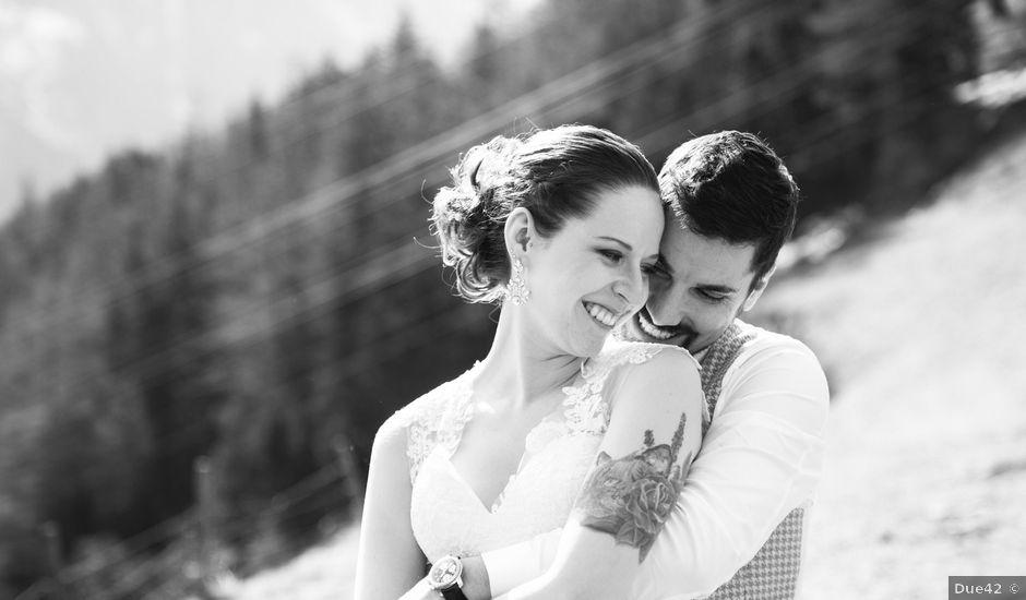 Il matrimonio di Lucien e Nadia a Aosta, Aosta