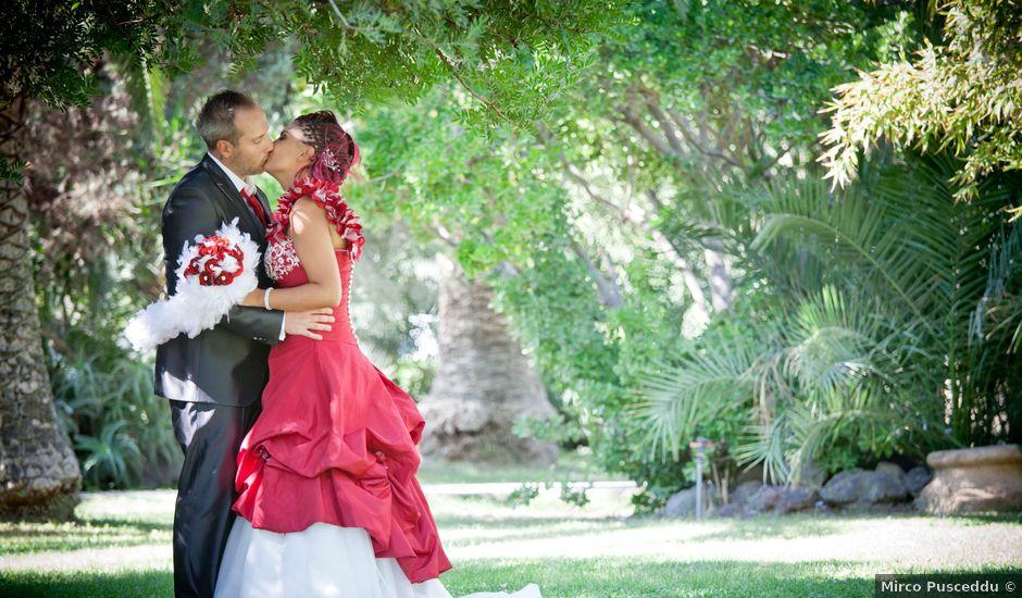Il matrimonio di Michel e Agostina a Cagliari, Cagliari
