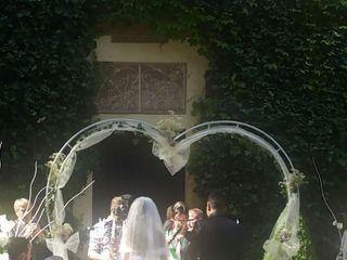 Le nozze di stella e Michele 1