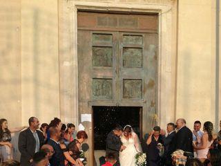 Le nozze di Maria Francesca  e Agostino  1