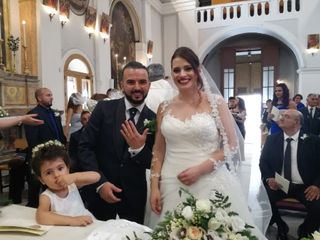 Le nozze di Maria Francesca  e Agostino  2