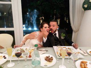 Le nozze di Maria Francesca  e Agostino