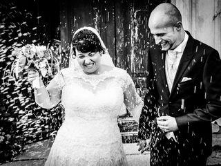 Le nozze di Vanessa e Alex
