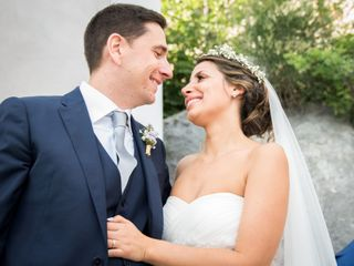 Le nozze di Nadia e Mauro