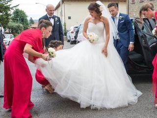 Le nozze di Massimo e Elisa 1