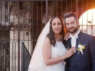 Le nozze di Giusi e Lorenzo