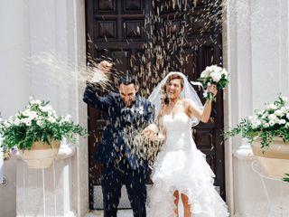 Le nozze di Antonietta e Carmine