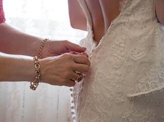Le nozze di Antonella e Giorgio 1
