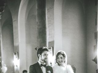 Le nozze di Antonella e Giorgio