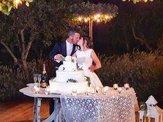 Le nozze di Federica  e Michael