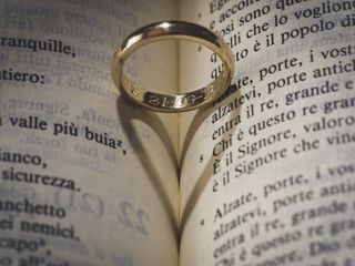 Le nozze di Patrizia e Cesare 2