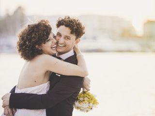 Le nozze di Patrizia e Cesare